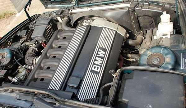 ремонт бмв двигателя м50