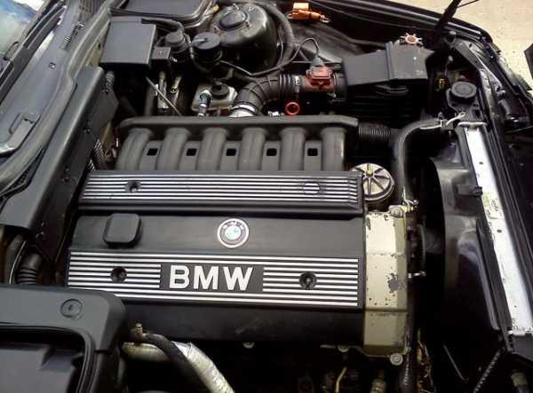 bmw 320 м50 замена гидрокомпенсаторов фотоотчет